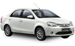 Toyota Etios AT